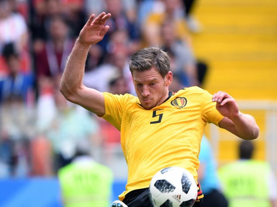 Fußball-WM: Belgien gewinnt Spiel um Platz drei