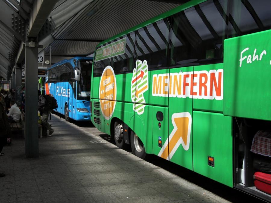 Kommunen fordern Ausweitung der Lkw-Maut auf Fernbusse