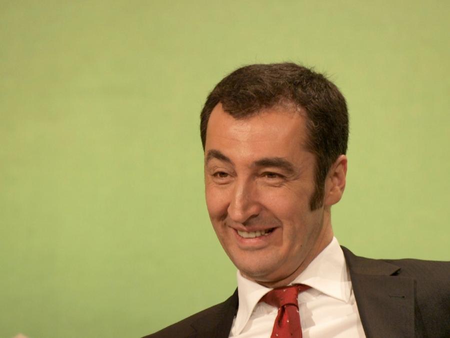 Özdemir will Verkehrsminister werden