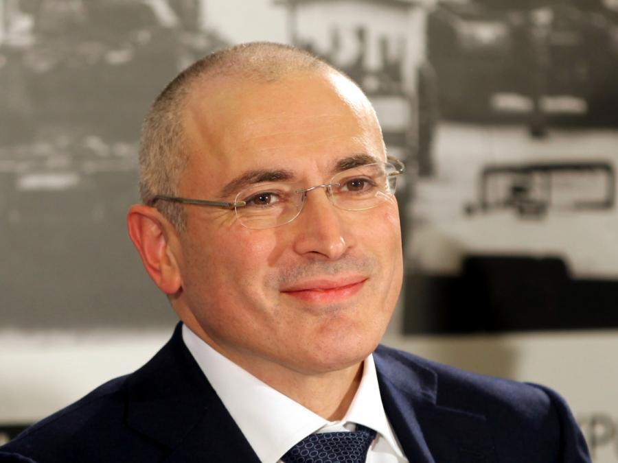 Chodorkowski rät westlichen Politikern von WM-Reise ab