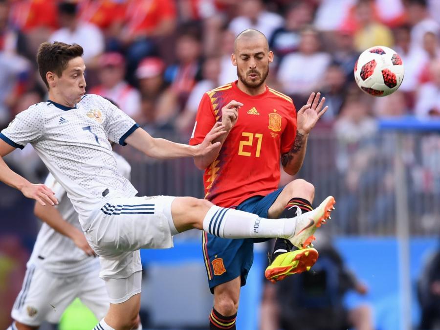 Spanien scheitert im WM-Achtelfinale an Russland