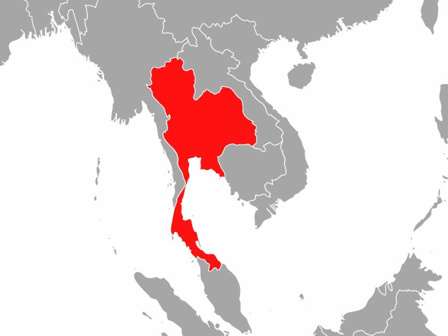 Rettungseinsatz in thailändischer Höhle gestartet