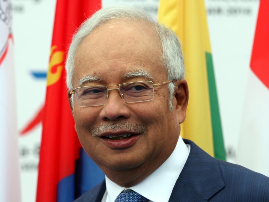 Früherer malaysischer Premierminister Razak festgenommen