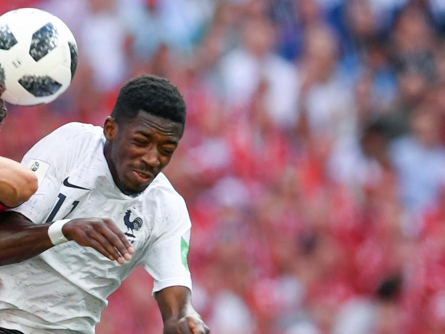 Frankreich löst erstes Ticket fürs WM-Halbfinale