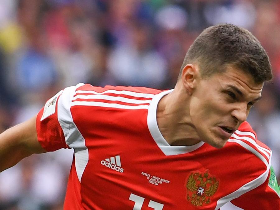 Kroatien gewinnt gegen Russland im Elfmeterschießen