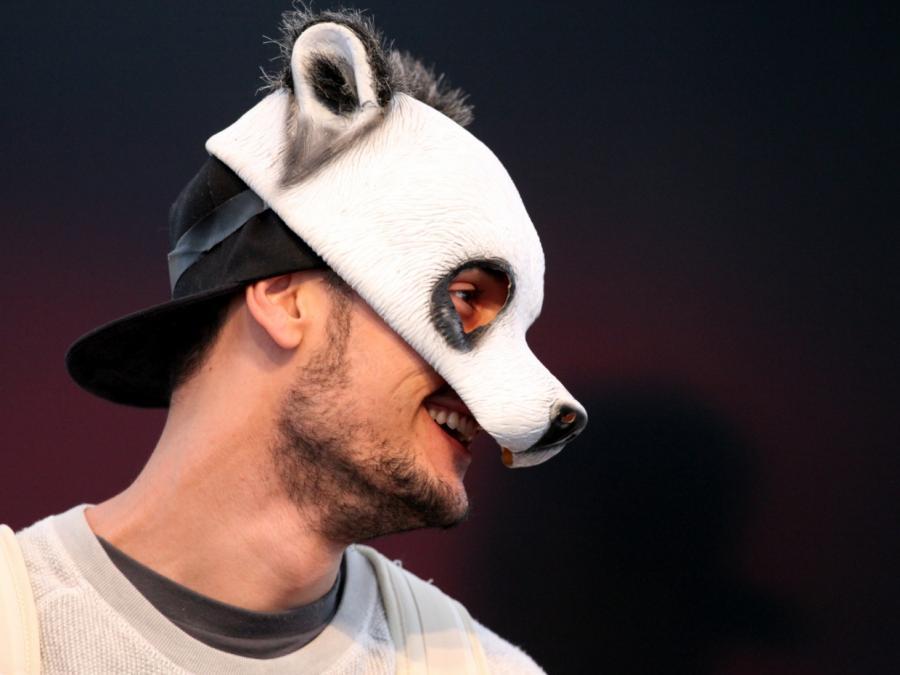 Fantas sind beliebteste Hip-Hopper - Cro auf Platz zwei