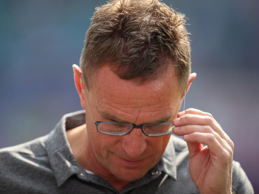 Leipzig-Trainer Rangnick litt als Kind unter Versagensängsten