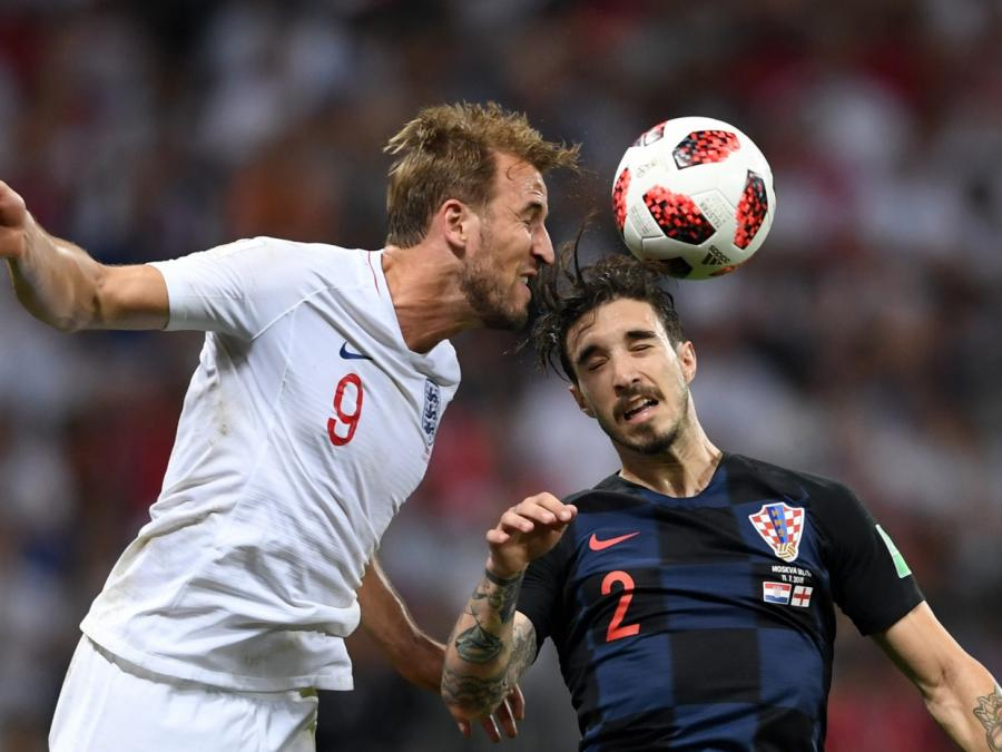 Kroatien gewinnt WM-Halbfinale gegen England
