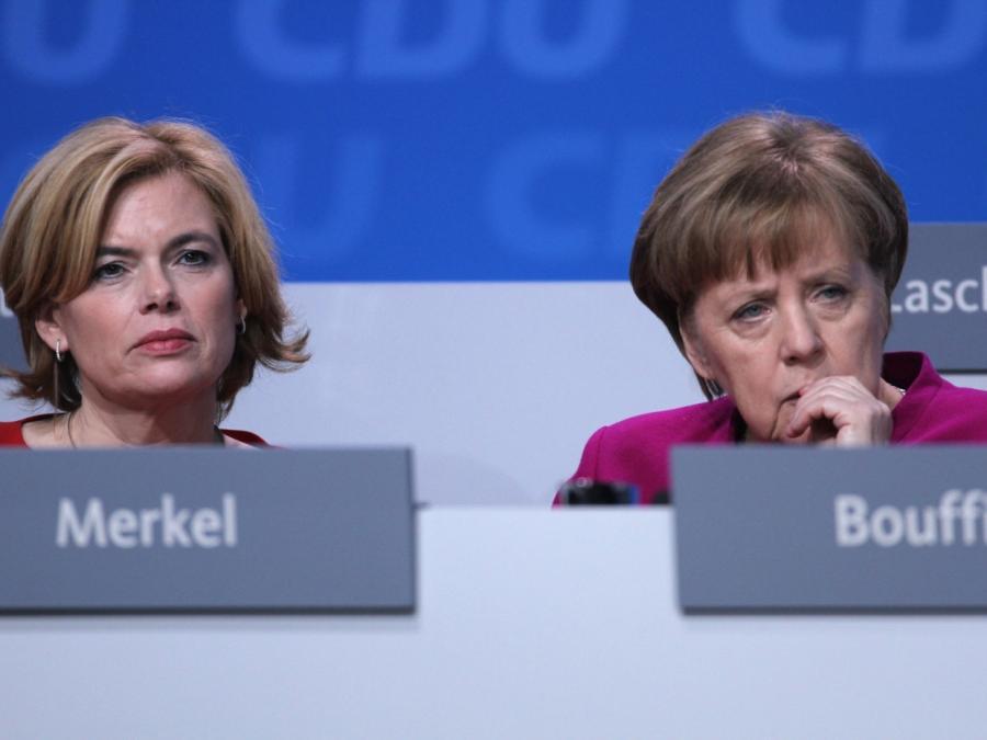 ZDF-Politbarometer: Union verliert - AfD gewinnt