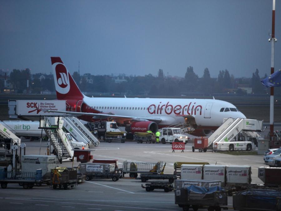 Dobrindt: Air-Berlin-Insolvenz kann deutsche Luftfahrt stärken