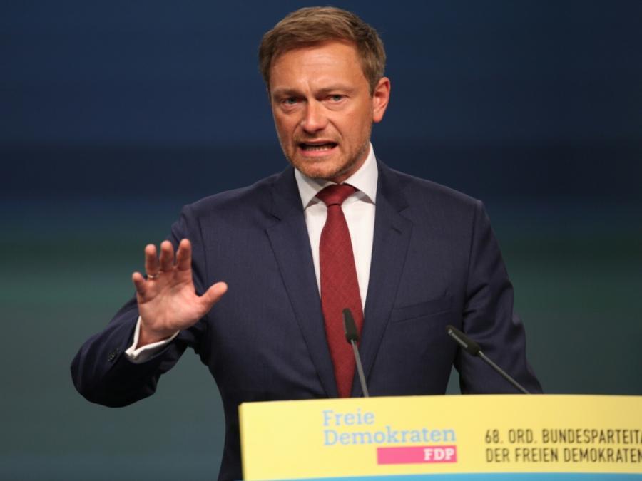 Redenschreiber küren Christian Lindner zum besten Redner