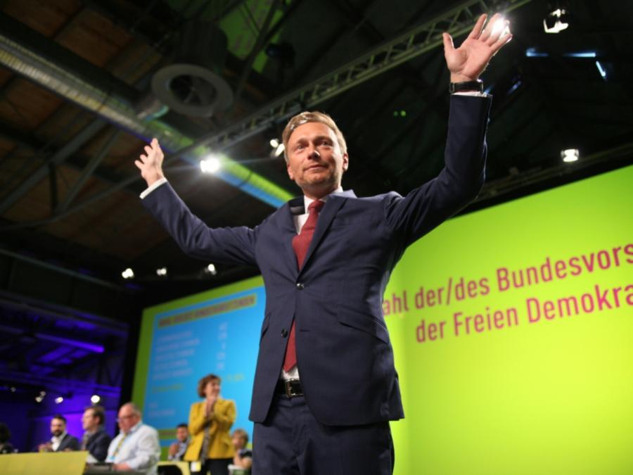 Lindner ruft FDP beim Thema Russland zur Ordnung