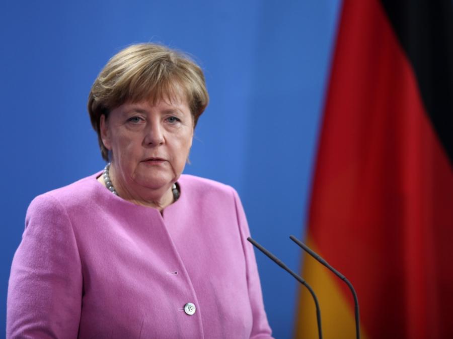 Merkel wirbt für