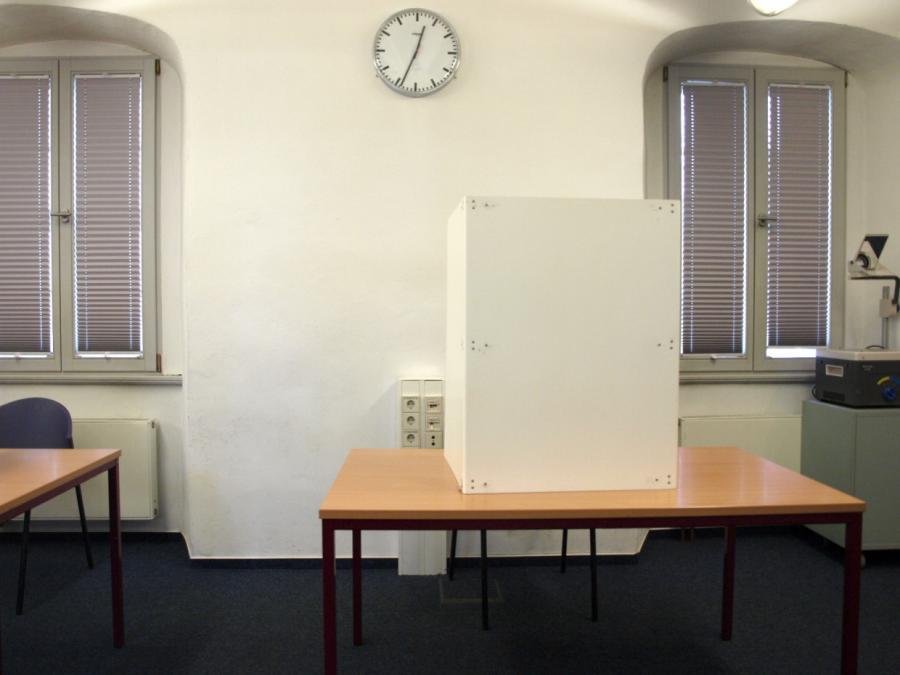 Wahlbeteiligung in Niedersachsen am Vormittag niedriger