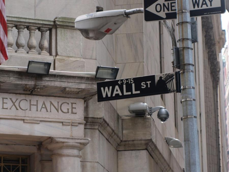 Dow-Jones-Index legt nach Fed-Sitzung zu