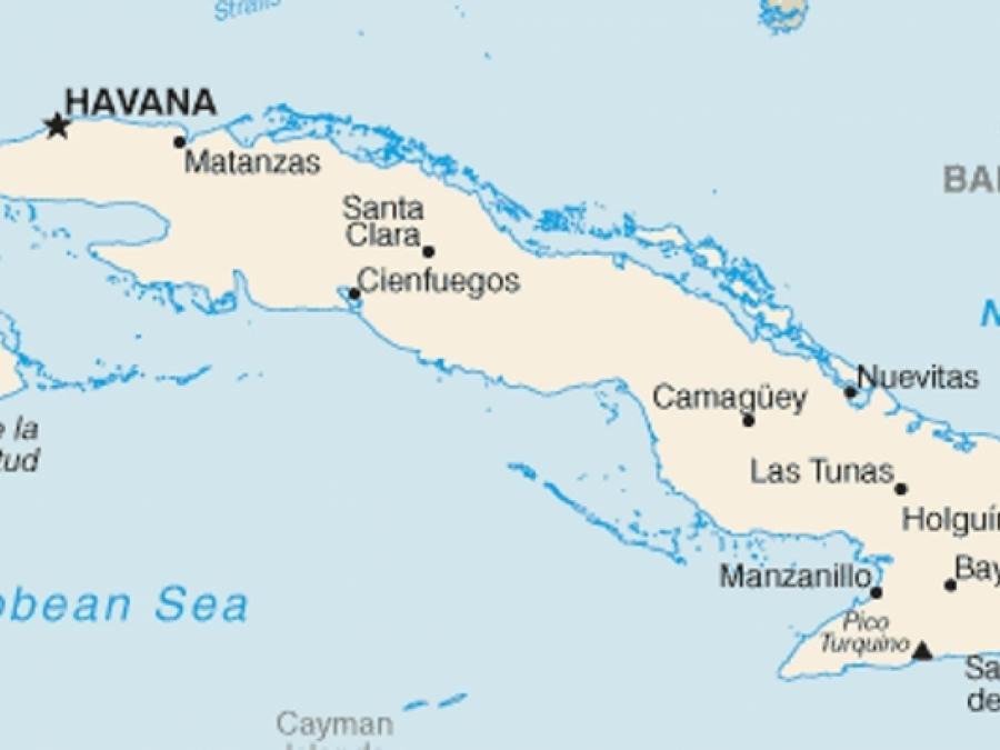 Passagierflugzeug über Kuba abgestürzt