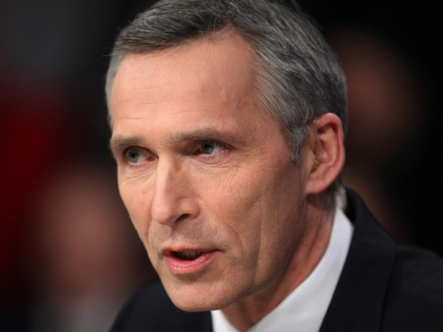 NATO-Chef Stoltenberg warnt vor Cyber-Attacken