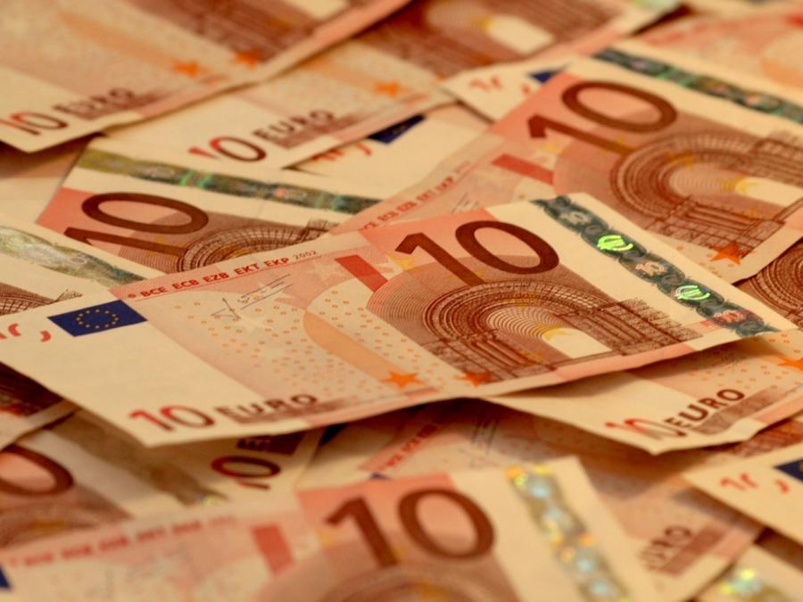 Bruttoverdienste 2017 um 2,5 Prozent gestiegen