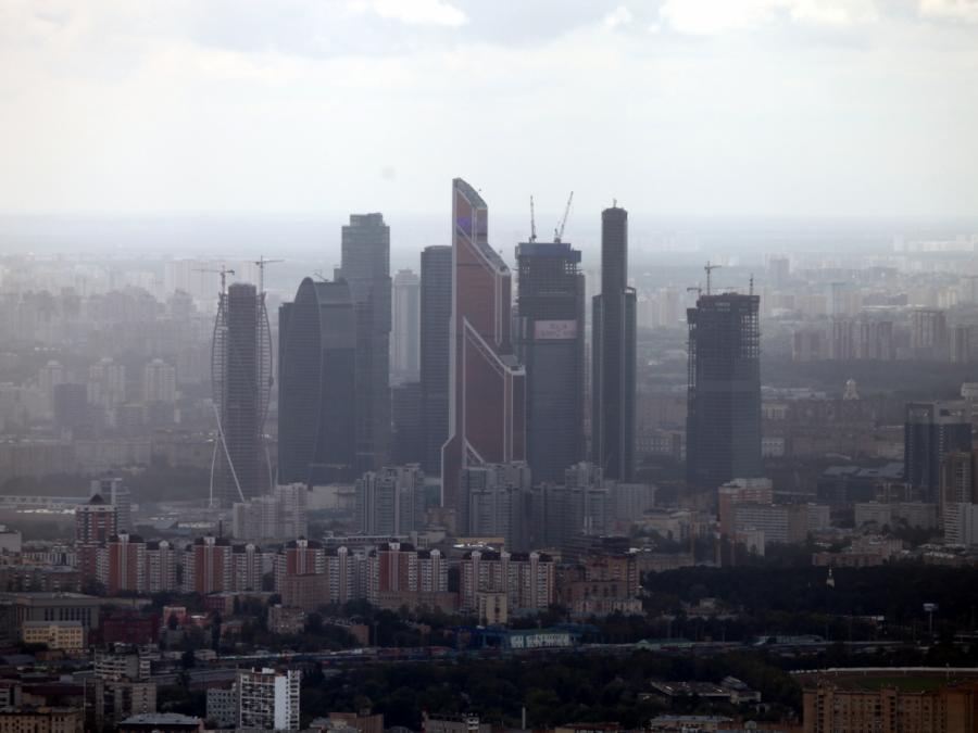 Russlands Zentralbank: Konsolidierung dauert noch zwei Jahre