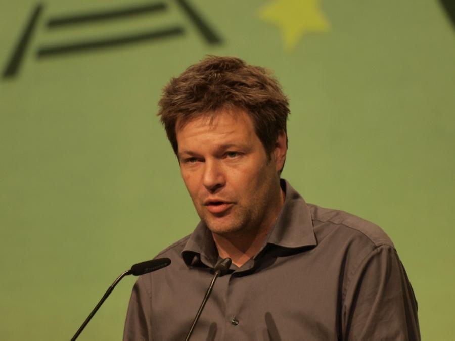 Grünen-Chef Habeck sieht sich als säkularen Christen
