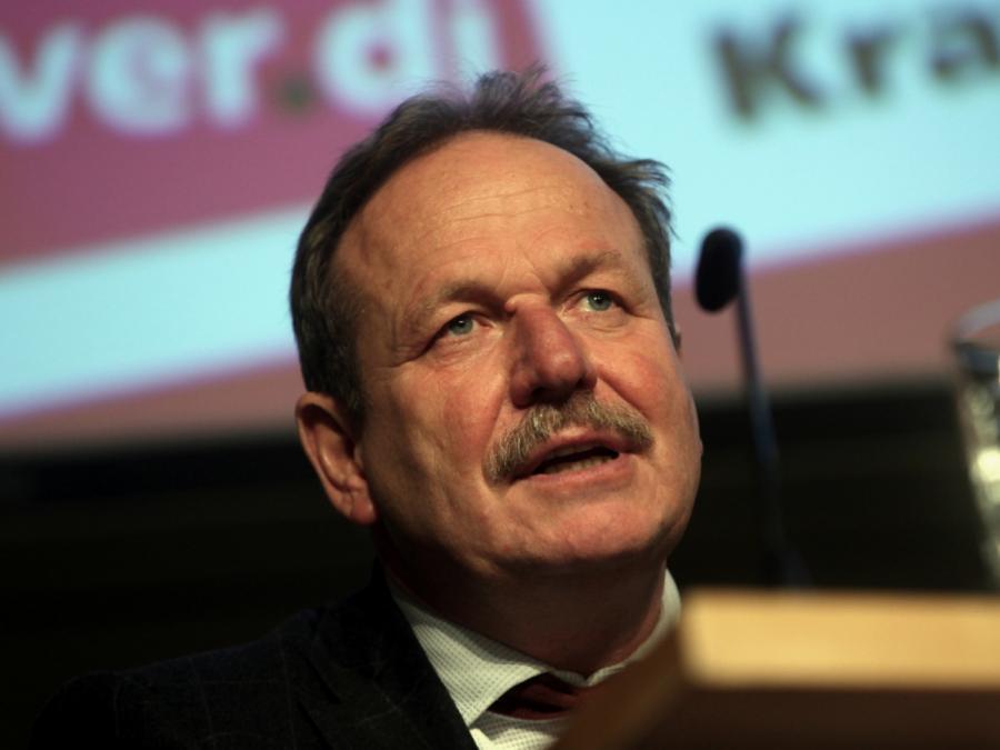 Verdi-Chef Bsirske: Löhne im öffentlichen Dienst müssen steigen