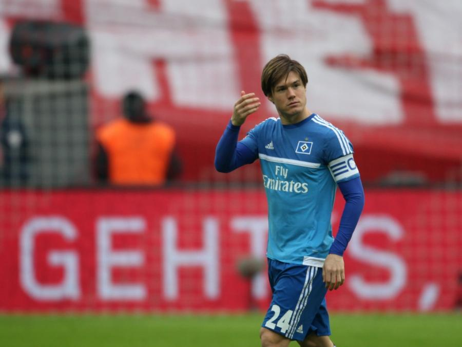 2. Bundesliga: Hamburg und Aue trennen sich 1:1