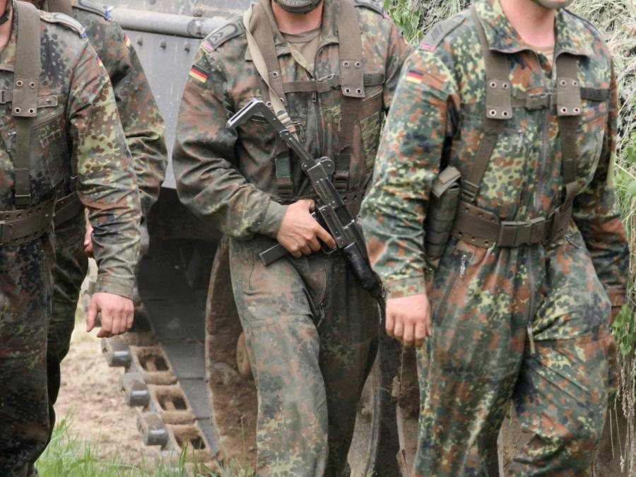 Nato will stärkere Führungsrolle von Deutschland