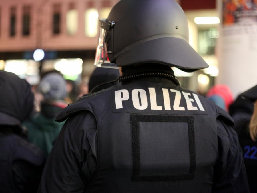 Union will mehr Rechte für die Polizei