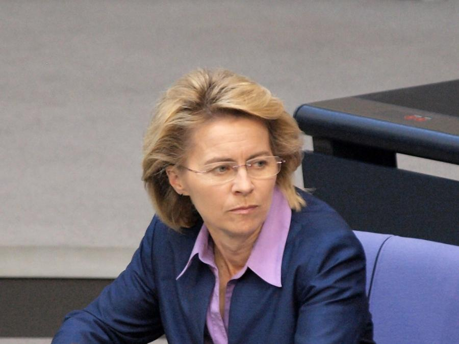 Grüne und FDP wollen von der Leyen vor U-Ausschuss laden