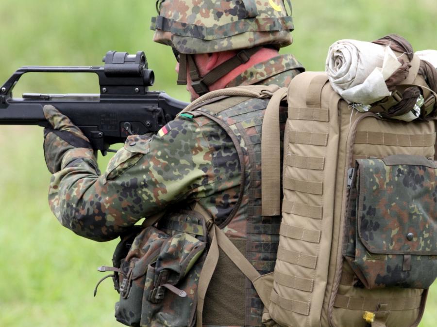 Zahl der Bundeswehr-Rekruten 2020 gesunken