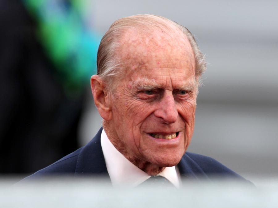 Großbritannien: Prinz Philip gibt Führerschein ab