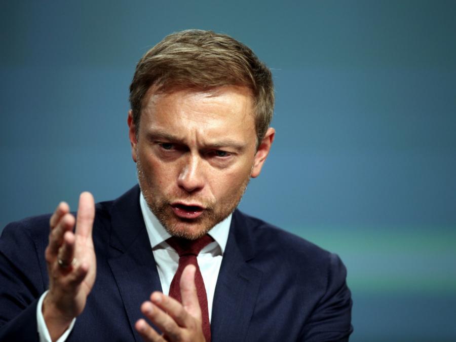 Lindner will von FDP