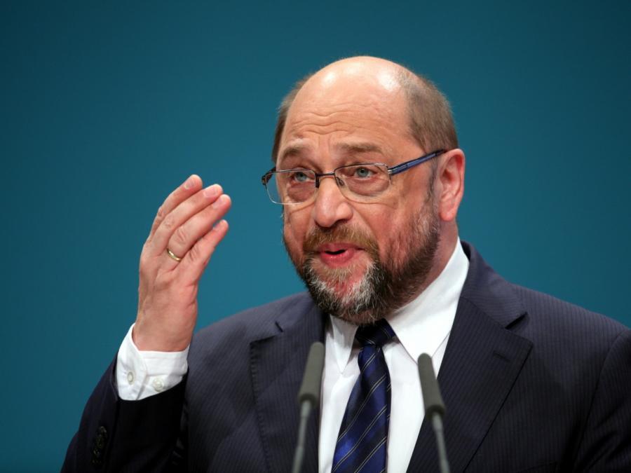 SPD-Chef Schulz: Trump ist eine unberechenbare Persönlichkeit