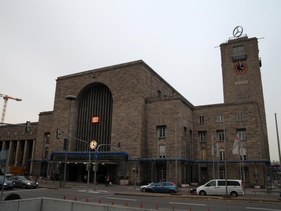 Bahn-Vorstand Pofalla: