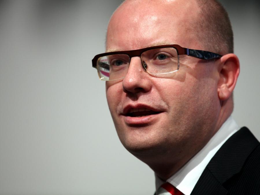 Tschechischer Regierungschef will doch im Amt bleiben