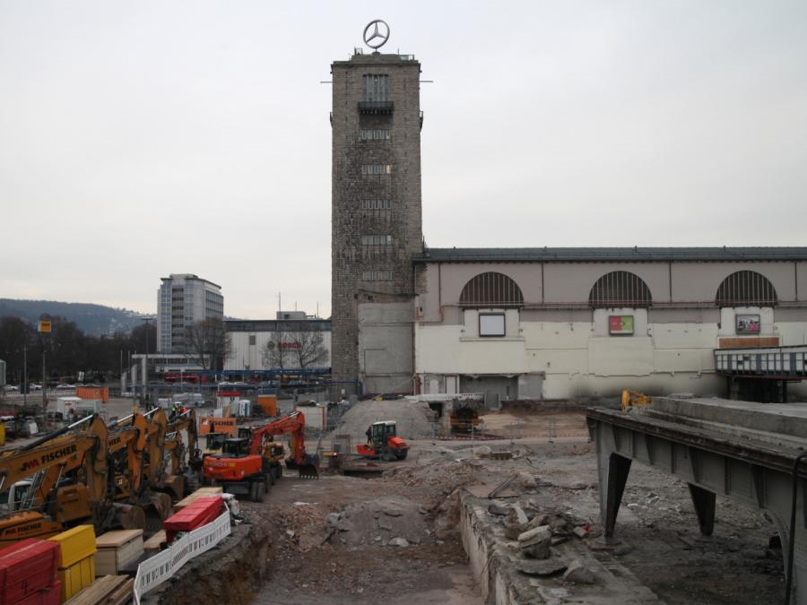 Bild am Sonntag: Stuttgart 21 verzögert sich bis Ende 2024