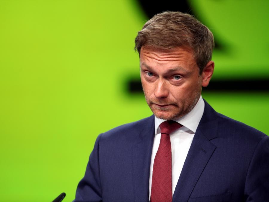 FDP-Chef Lindner: Merkels Türkei-Politik ist krachend gescheitert