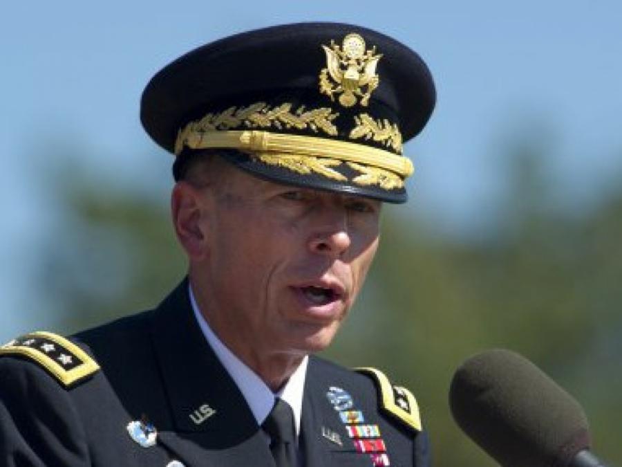 Petraeus geht auf Distanz zu US-Präsident Trump
