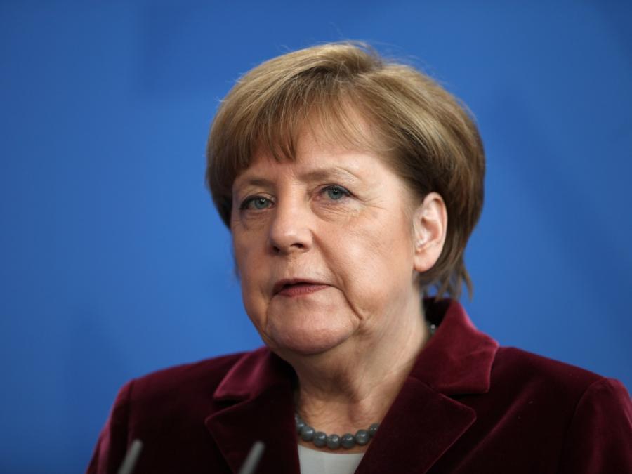 DIHK: Merkel-Besuch bei Trump