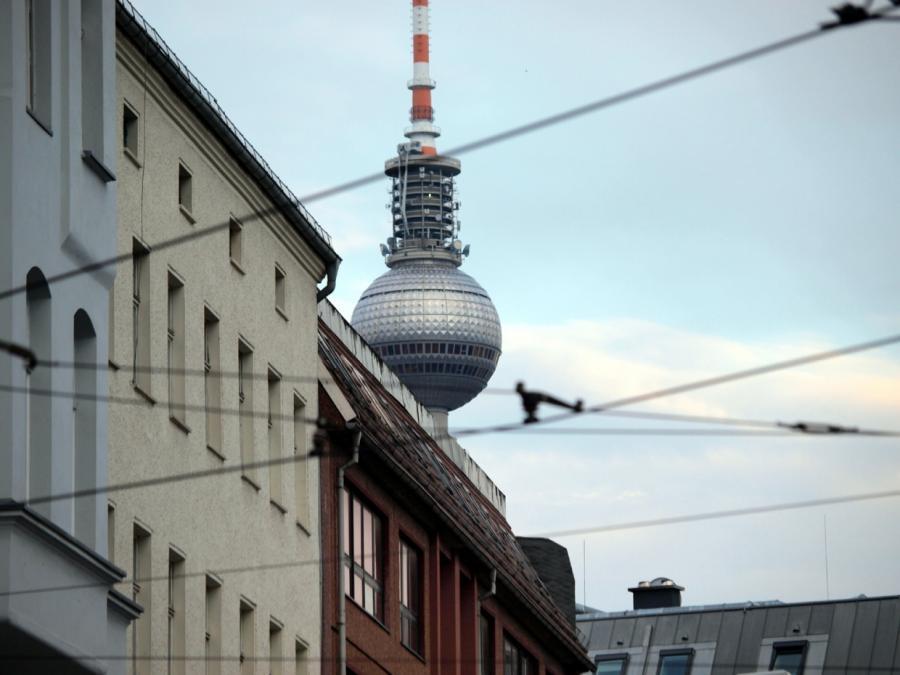 Studie: Berlin zieht Deutschland nach unten