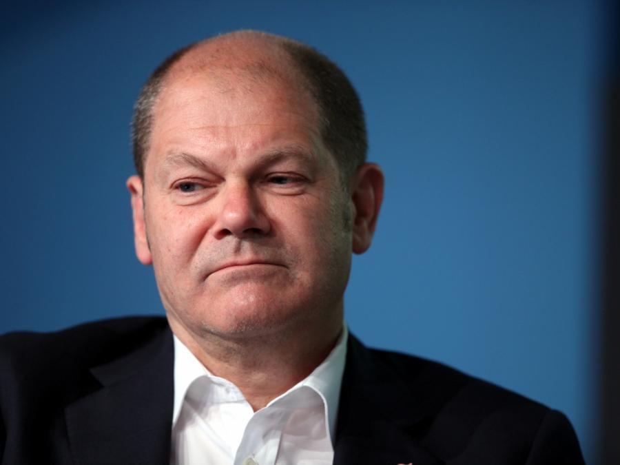 Scholz rechnet mit SPD-Kanzler ab 2021