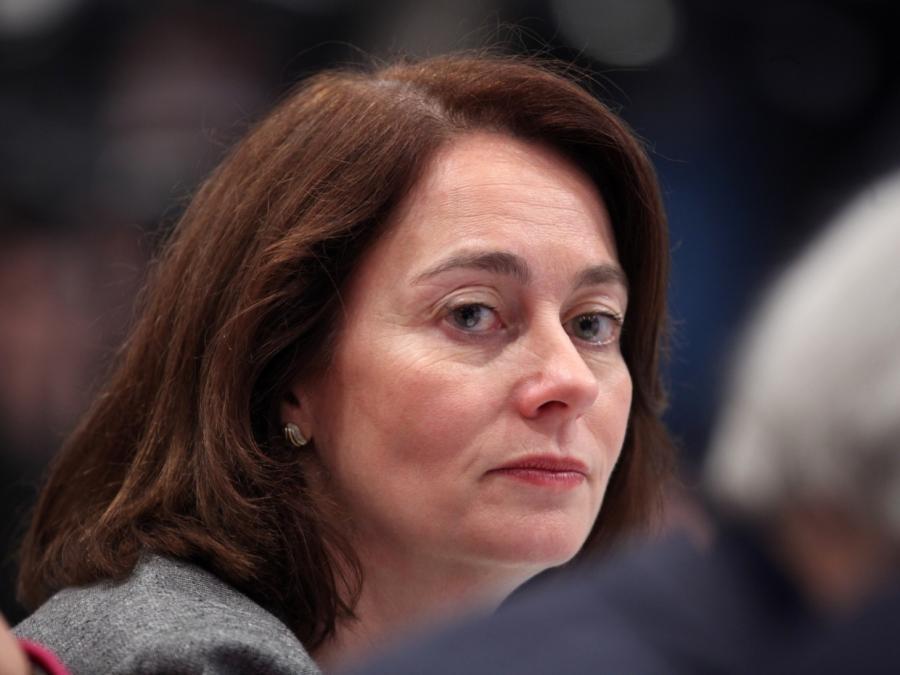 Justizministerin will mehr Schutz für Menschen wie Lübcke
