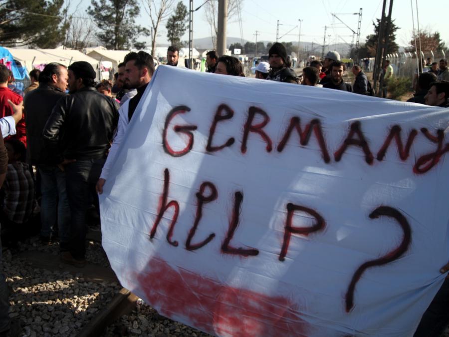 Zahl der Asylanträge im Mai weiter rückläufig