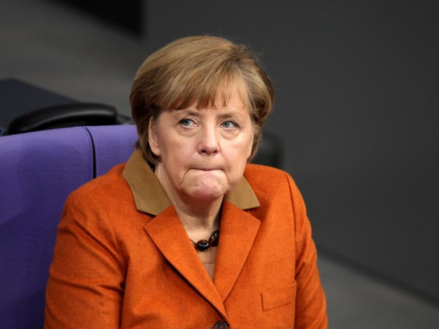 Erhöhte Sicherheitsmaßnahmen bei Merkels Regierungserklärung