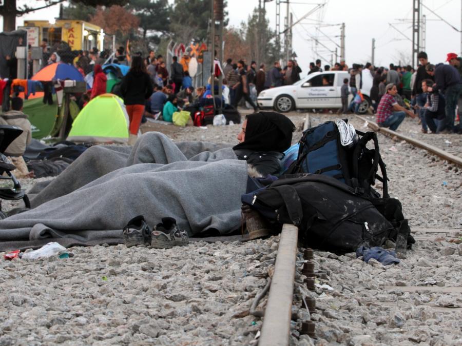 Welternährungsprogramm warnt vor neuer Flüchtlingskrise