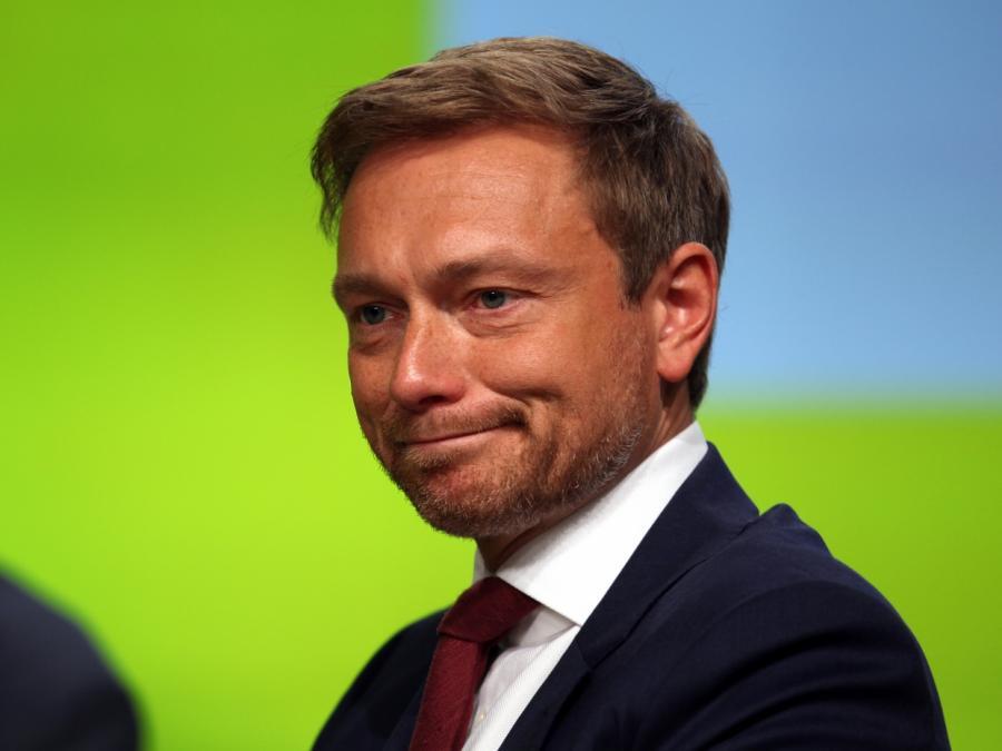 FDP-Chef Lindner: Deutschland tritt auf der Stelle