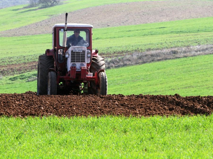 Ackerland in Ostdeutschland ist umkämpft