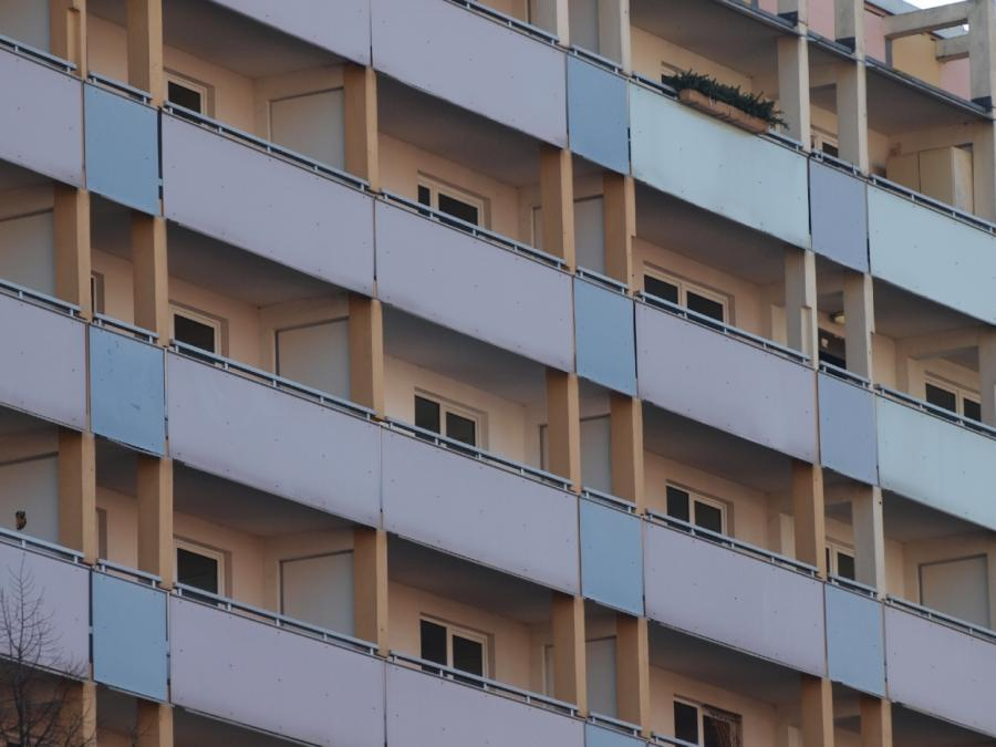 Bestand an Sozialwohnungen gesunken