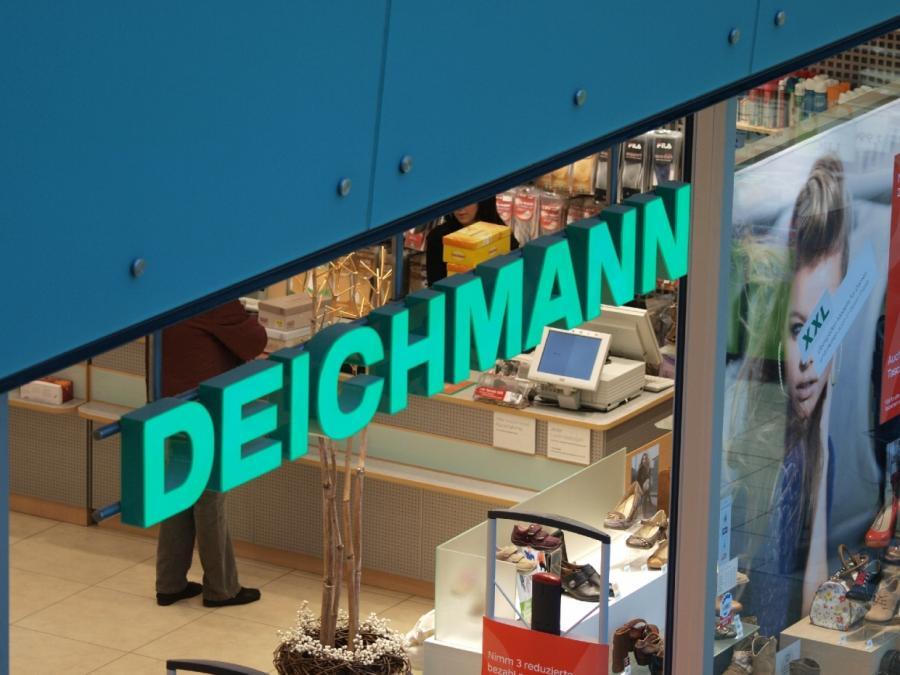 Deichmann: Handel geht es