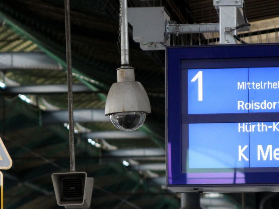 Bahn will Einsatz von Überwachungskameras ausbauen